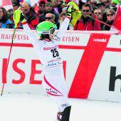 Liensberger und Hirschbühl haben das Ticket für die Winterspiele