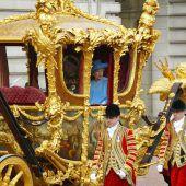 Die Queen fand die Kutschfahrt zur Krönungszeremonie schrecklich