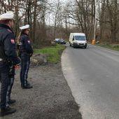 Verkehrsüberwachung gegen Einbrecher