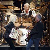 Fleetwood Mac gaben Konzert für Bedürftige