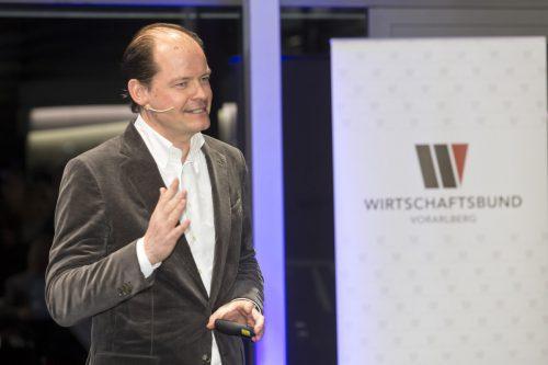Markenexperte Klaus-Dieter Koch: Ende 2018 soll der Markenbildungsprozess für Vorarlberg abgeschlossen sein. WB