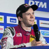 Mattias Ekström beendet seine Karriere