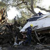 Kalifornien: Hoffnung auf Überlebende schwindet