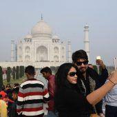 Indien begrenzt für Einheimische den Zugang zum Taj Mahal