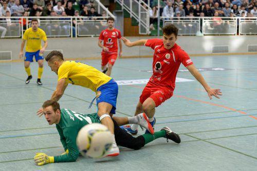 Ab dem 14. Dezember wird in der Hofsteighalle wieder Fußball gespielt. vn-stiplovsek