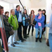 Lustenauer Lehrer besichtigten Betriebe
