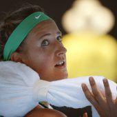 Asarenka fehlt auch bei Australian Open