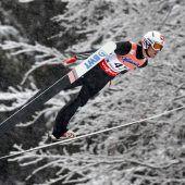 Tande mit Rekord bei Skiflug-WM