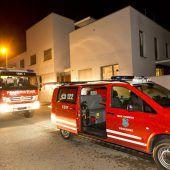 37-Jährigen aus qualmender Wohnung in Hohenems gerettet