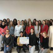 Marienberg-Spende an Geben für Leben