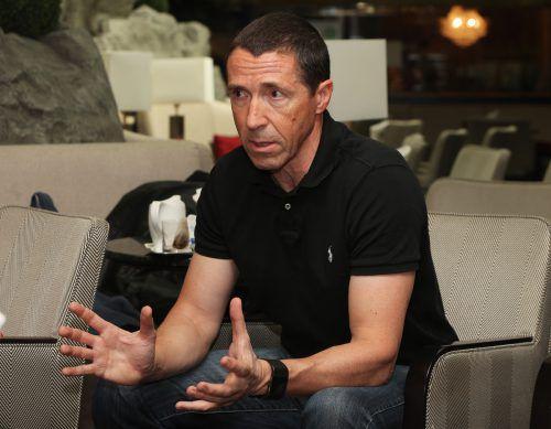ÖKB-Generalsekretär Ewald Roth wehrt sich gegen Vorwürfe und warnt davor, einen im Verband tätigen Trainer zu demütigen. gepa