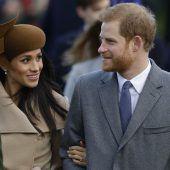 Politiker will Bettler von Harrys und Meghans Hochzeit verbannen