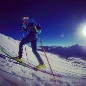 Leidenschaft Skibergsteigen