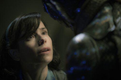 """""""Shape of Water"""" ist auch ein Favorit bei der Oscar-Verleihung. ap"""