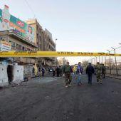 Doppelanschlag erschüttert Irak
