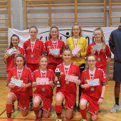 SG Dornbirn und HAK Lustenau jubeln über Futsal-Erfolg