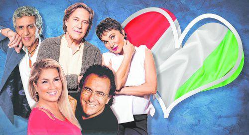 """Italienisches Flair gibt es bei """"La Notte Italiana"""" am Freitag, 8. Juni 2018, auf der Seebühne in Bregenz. veranstalter"""