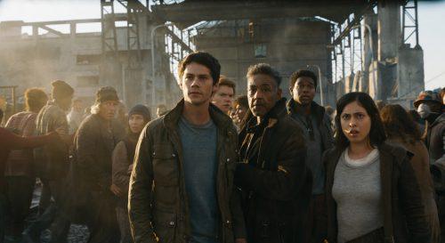 """Thomas führt es für den Abschluss der """"Maze Runner""""-Reihe zurück zu den Ursprüngen. ap"""