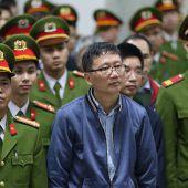 Prozessauftakt gegen Manager in Hanoi