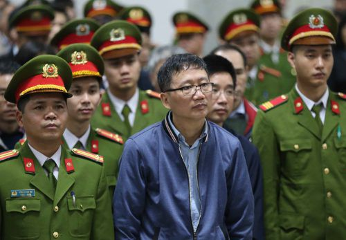 Trinh Xuan Thanh soll mutmaßlich in Berlin entführt worden sein. AFP