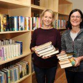 Neue Räume für Gaißauer Bücherwürmer
