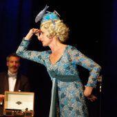 Hommage an Florence Foster Jenkins im Löwen