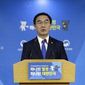 Tauwetter in Korea in Sicht