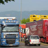 Grenzverkehrschaos schreit nach Lösung
