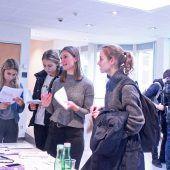 Infos zu Auslandsaufenthalt lockten 200 junge Leute
