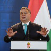 Brisanter Wien-Besuch von Ungarns Premier
