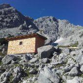 Mann saß in Salzburger Bergen tagelang in Biwakschachtel fest