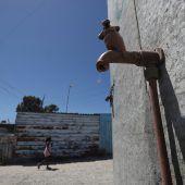 Kapstadt muss weiter drastisch Wasser sparen
