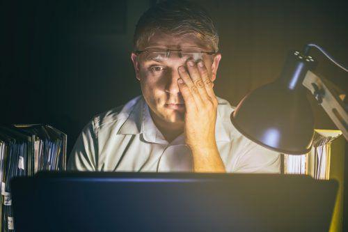 Wer regelmäßig und viel in der Nacht arbeitet, der scheint, was die Gesundheit betrifft, gefährlicher als andere Menschen zu leben.adobestock