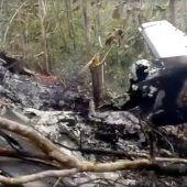 Zwölf Tote bei Flugzeugabsturz