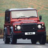 Autonews der WocheSondermodell des Land Rover Defender mit 405 PS / Fiat-500-Modelle aufgewertet / VW bringt vom Up eine GTI-Version