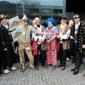 Bäumler Steampunks übernehmen Lochau