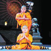 Die mystischen Kräfte der Shaolin-Mönche