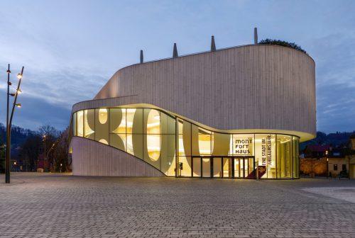 Im Veranstaltungsjahr 2018 konnte das Montforthaus Feldkirch sein Geschäftsfeld ausbauen.VN/Stiplovsek