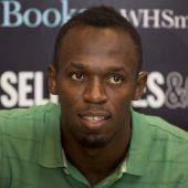 Usain Bolt feiert Comeback auf dem Fußballplatz