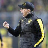 Stöger kehrt mit Dortmundzu alter Liebe zurück