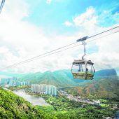 Hongkongs größte Insel: Lantau