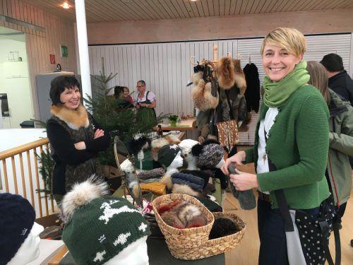Bereits zum 16. Mal findet der Fellmarkt in Klaus statt. Veranstalter