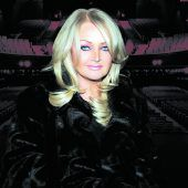 Rockröhre Bonnie Tyler persönlich treffen