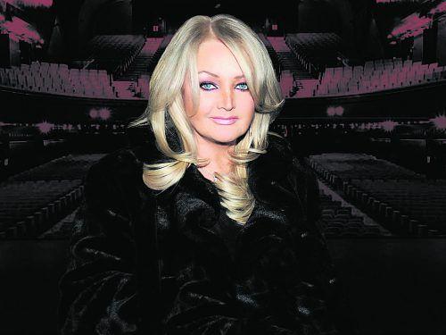 """Bonnie Tyler persönlich treffen: Die VN verlosen ein """"Meet & Greet"""" für zwei Personen für das Konzert am 8. April 2018 im Festspielhaus Bregenz.veranstalter"""