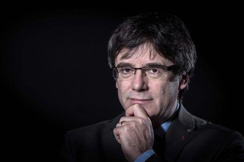"""Carles Puigdemont führt in Belgien """"im Prinzip ein normales Leben"""". afp"""