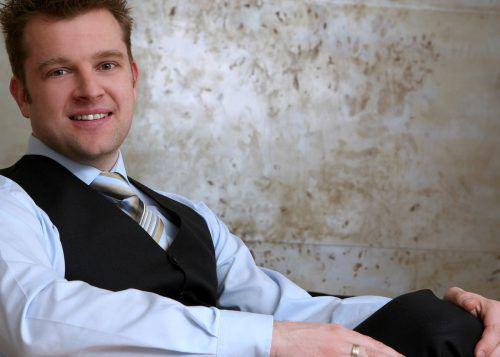 Christian Sparl ist Jurist und entwickelt Software. SeinStart-up cyminds in Bregenz entwickelt Speicherlösungen für sensible Daten. privat