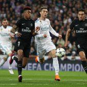 Real Madrid legt vor