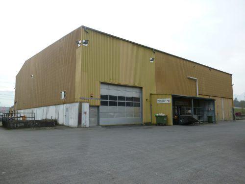 Das Gebäude der Vorarlberger Wiederverwertungsgesellschaft (VWG) in Koblach wird vollständig erneuert.VLK