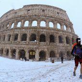 Kältewelle regiert Europa