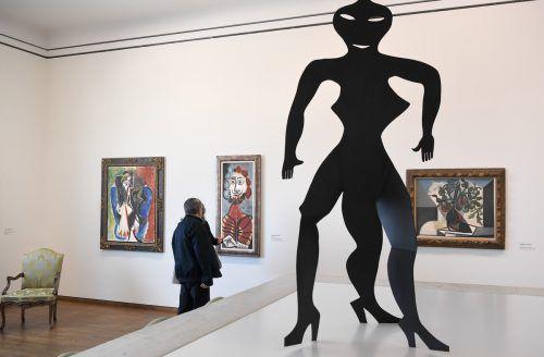Das Leopold Museum stellt 170 Kunstwerke aus Heidi Hortens Sammlung aus.APA